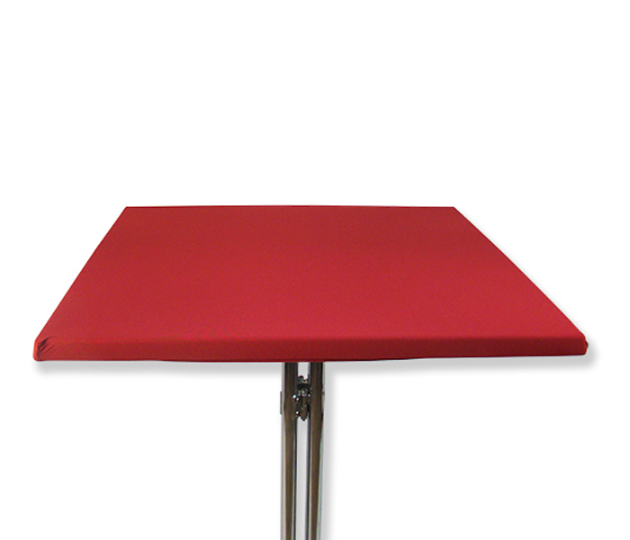 Tophoes stretch 80x80cm rood huren